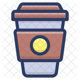 Reusable Coffee Cups Icon
