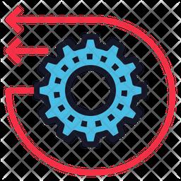 Reverse Engineering Icon