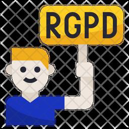 RGPD Impact Icon