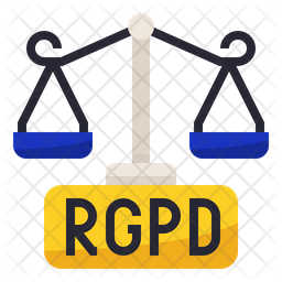 RGPD Law Icon