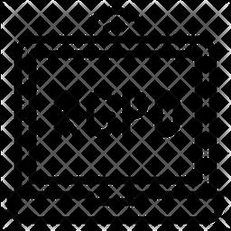 RGPD Privacy Regulations Icon