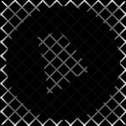 Rhode Glyph Icon