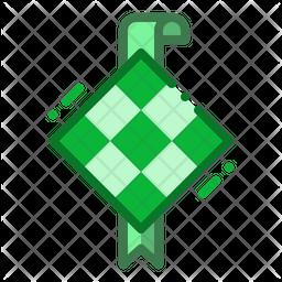 Rhombus Decor Icon