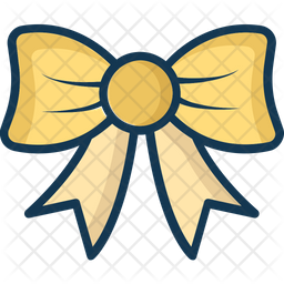 Ribbon Bow Icon