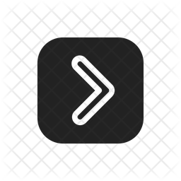 Right Arrow Glyph Icon
