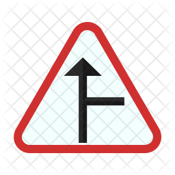 Right Side road Icon