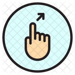 Right Slant Icon