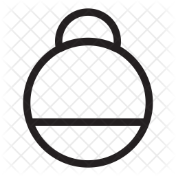 Ring Line Icon