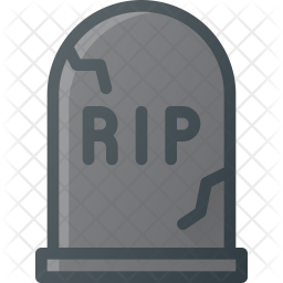 Rip Colored Outline Icon