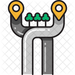 Road Ramps Icon