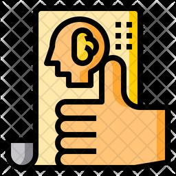 Robot Brain Icon