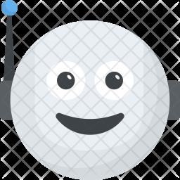 Robot Emoji Icon