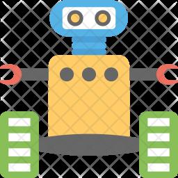 Robot USB Hub Icon