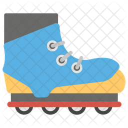 Roller Skate Icon Of Flat Style Available In Svg Png Eps Ai Icon Fonts