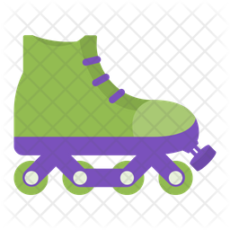 Roller Skates Icon Of Flat Style Available In Svg Png Eps Ai Icon Fonts