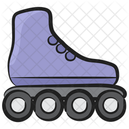 Roller Skates Icon Of Doodle Style Available In Svg Png Eps Ai Icon Fonts
