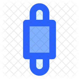 Rolling Pin Icon Of Colored Outline Style Available In Svg Png Eps Ai Icon Fonts