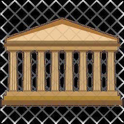 Roman Pillars Icon