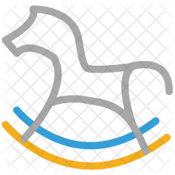 Rooking horse Icon