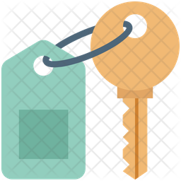 Room Key Icon