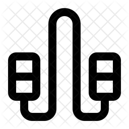 Rope Line Icon