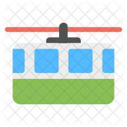 Ropeway Icon