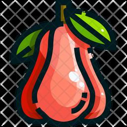 Rose apple Icon