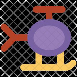 Rotorcraft Icon