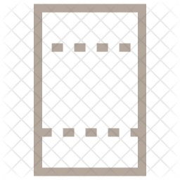 Rows Icon