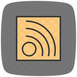 Rss, Feed, Wireless, Signal Icon