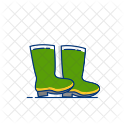 Rubber boots Icon