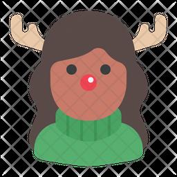 Rudolph Costume Icon