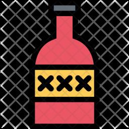 Rum, Gang, Crime, Mafia, Robber Icon png