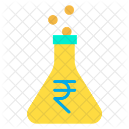 Rupees analytics Icon