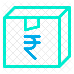 Rupees Box Icon