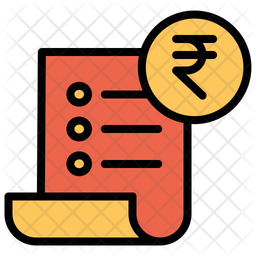 Rupees Checkout Icon