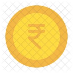 Rupees Coin Icon