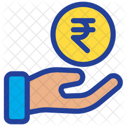 Rupees Funding Icon