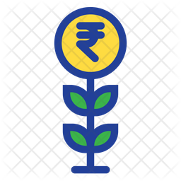 Rupees Grow Icon