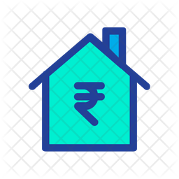 Rupees Home Icon