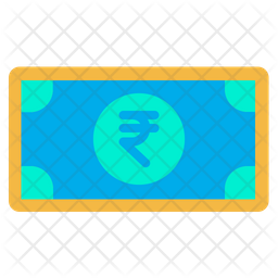 Rupees Note Icon