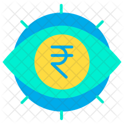 Rupees view Icon