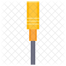 S- Video Cable Icon