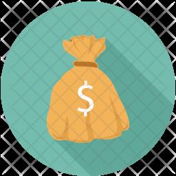 Sack Flat Icon