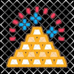 Sacred Pyramid Icon