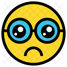 Sad Emoji Icon