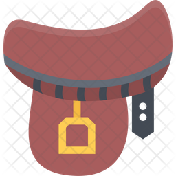 Saddle Icon