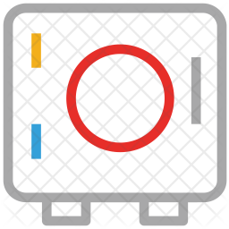 Safety deposit Icon