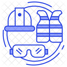 Safety Equipments Icon