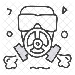 Safety Mask Icon